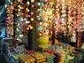 lampjeswinkeltje in Chatuchak market