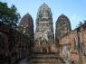 sukhothai, de eerste hoofdstad van Thailand
