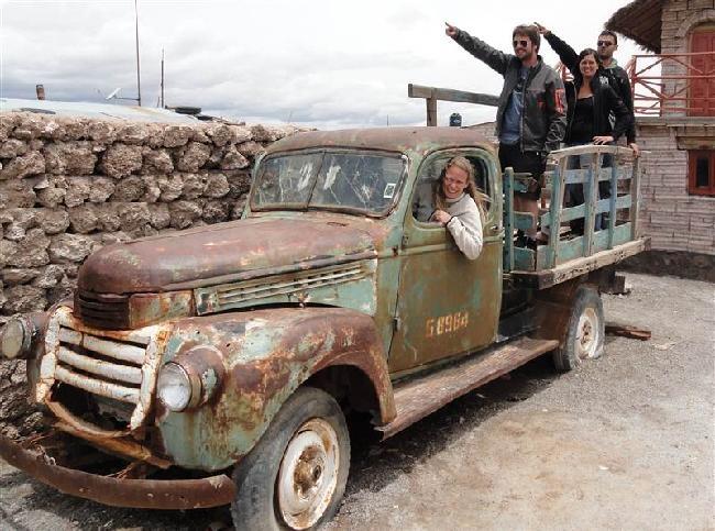 vamos a Bolivia!!