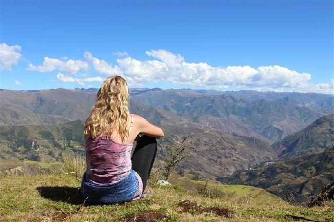 uitrusten na 1500 meter hoogte klim
