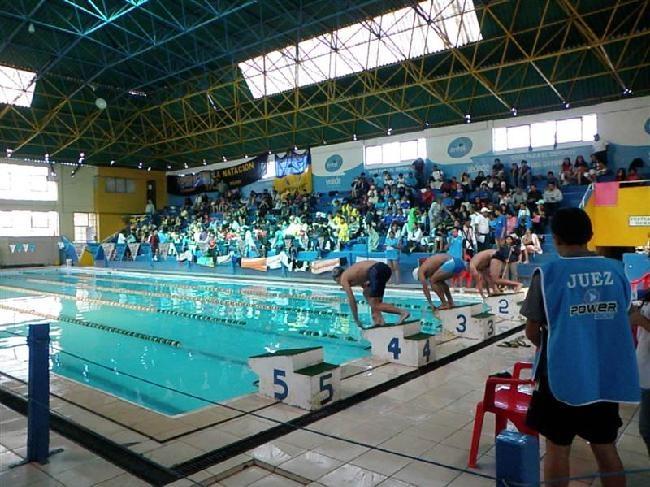 zwemcompetitie
