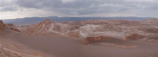 valle de la luna (Chili)