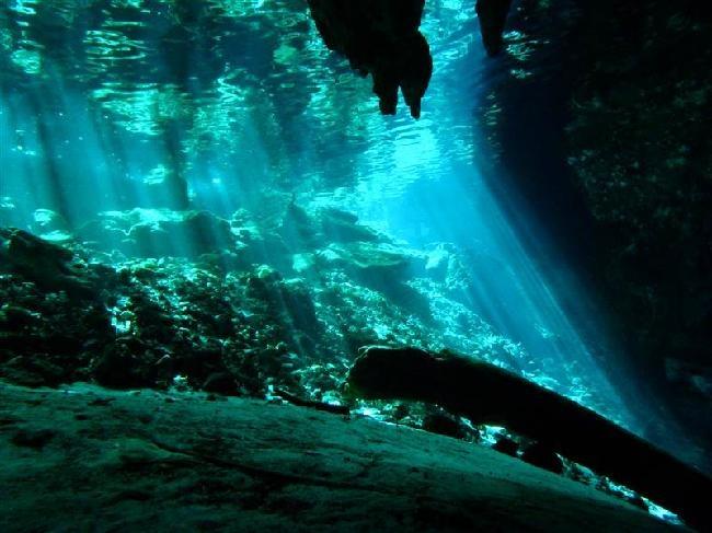 onderwater grotten!!