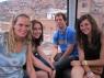 kabelbaan met Susanna, Noemi en Hugo