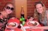 Cilpancho eten met Cil