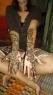 Mijn henna armpjes
