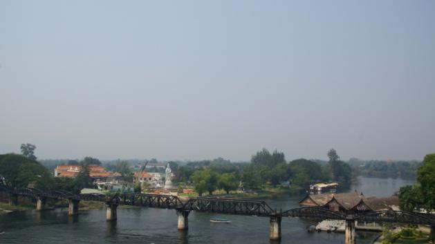bridge over the Riverkwai