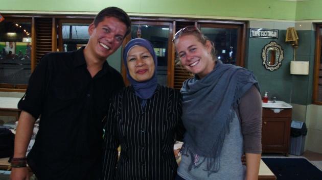 Onze Tata in Bandung