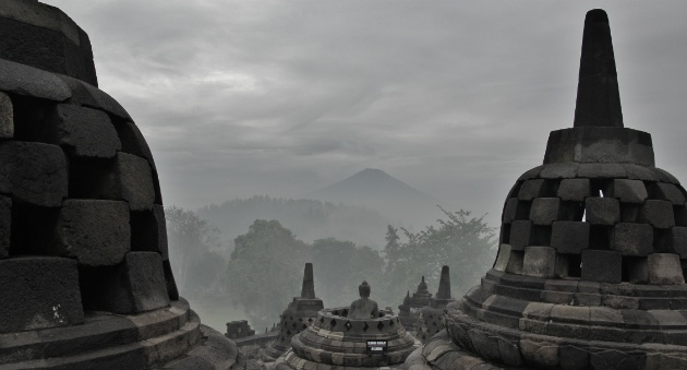 De mooie Borobudur