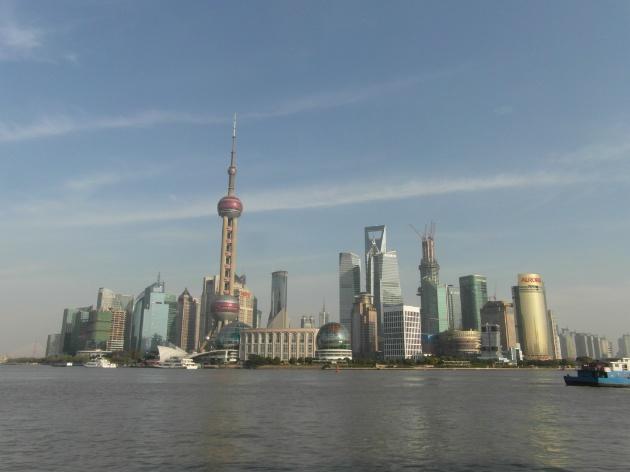 Shanghai Baby!!!