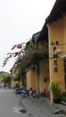 straatje in Hoi An