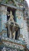 details van de tempel