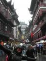 Regen in the Old Town