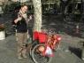 Me and my bike!