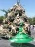 Een dansende kerstboom