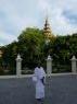 vrouwelijke monnik