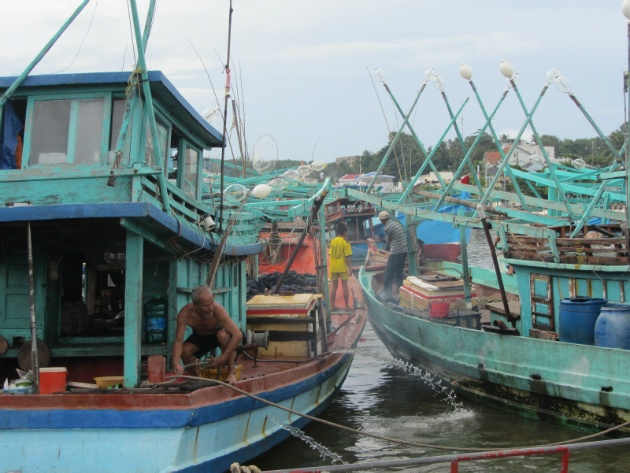 Vissershaven Duong Dong, Phu Quoc