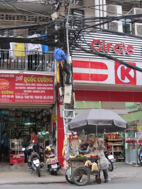 Eneco Saigon, of KPN?